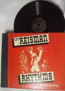 reisman-rhythms-album-image