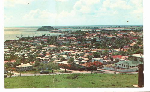 St John's 1960 (postcard)