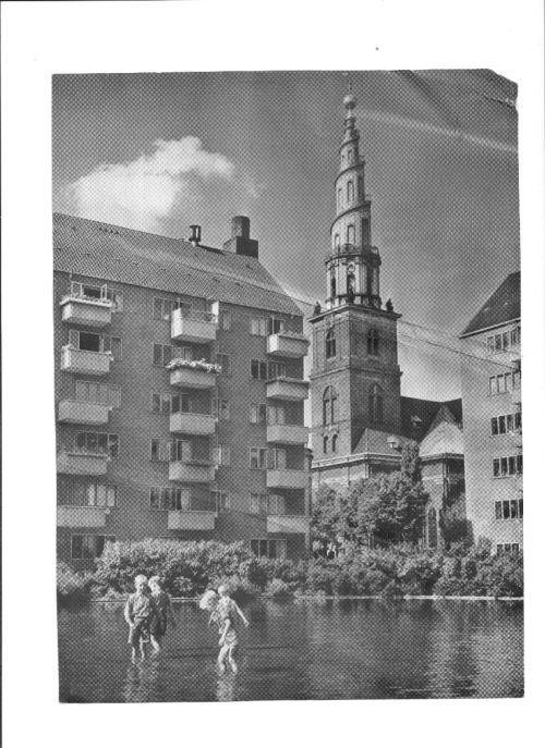 Copenhagen apartments 1957