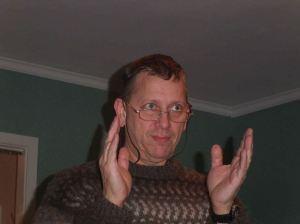 Gregor's hands