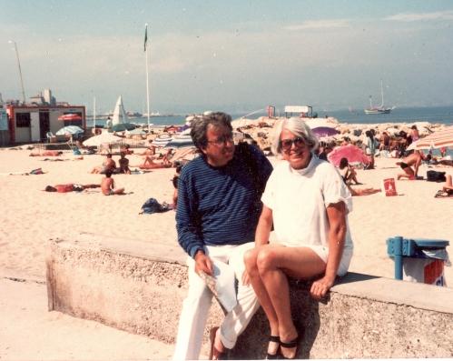 Martha and Karl - Antibes