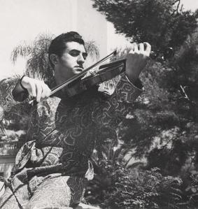 Leo Reisman at Cap Martin 1937