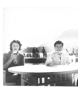 Leo and Lillian South of France 1937